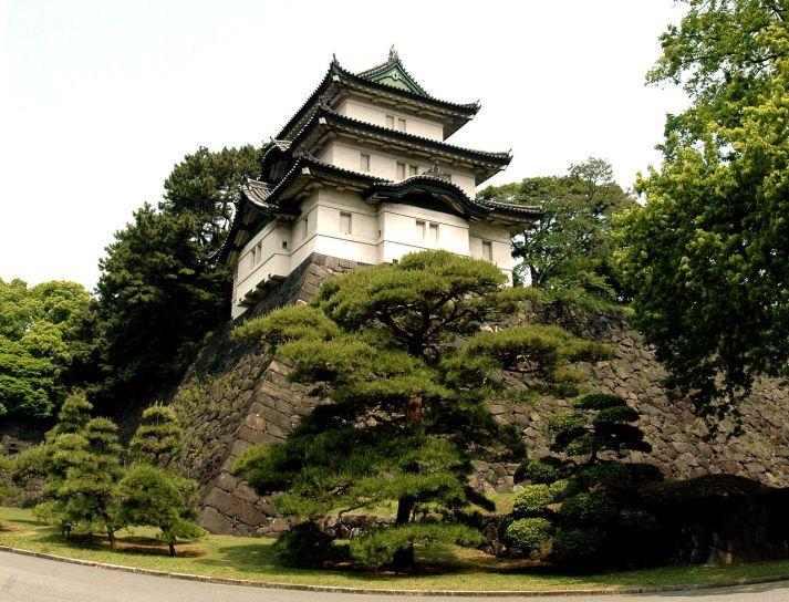 Inperial palace-japan